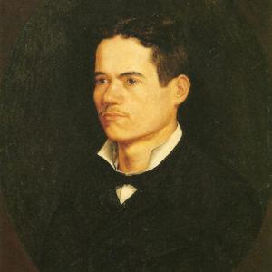 Francisco Acosta.|Óleo sobre lienzo. 63x49,5 cm. Colección particular. Santa Cruz de Tenerife