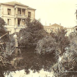 Grand Hotel Taoro.| Fotografía. (Archivo fotográfico Baeza)