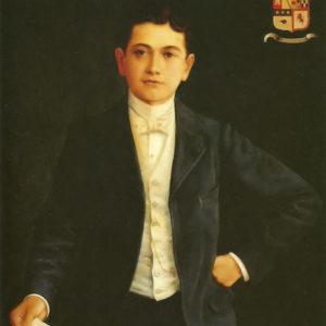 Juan de Ossuna y Ascanio.|Óleo sobre lienzo. 95x74 cm. Colección particular. La Laguna (Tenerife)