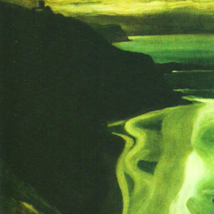 Guayonje.|Ca. 1902-1904. Óleo sobre lienzo. 120x93 cm. Colección particular. La Laguna (Tenerife)