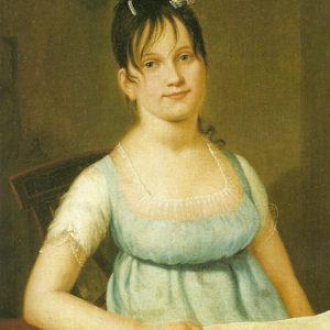 Antonia de Urtusáustegui.|Colección particular. La Orotava (Tenerife)
