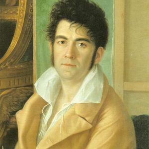 Autorretrato. El pintor en su estudio (fragmento).|Colección particular. Madrid