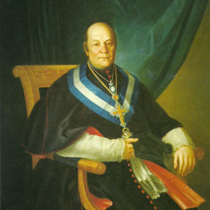 Cristóbal Bencomo, Arzobispo de Heraclea.|Catedral de La Laguna (Tenerife)
