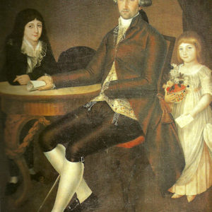El marqués de Villanueva del Prado.|Colección particular. Santa Cruz de Tenerife