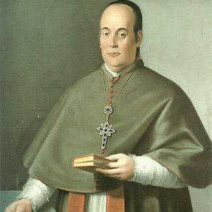 Manuel Verdugo, Obispo de Canarias.|Palacio Episcopal. Las Palmas de Gran Canaria