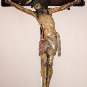 Cristo de los Remedios. Catedral de Nuestra Señora de los Remedios. La Laguna (Tenerife)