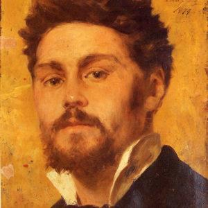 Juan Maffiotte y la Roche.|Óleo sobre lienzo. 33x25,5 cm. Colección particular. Santa Cruz de Tenerife