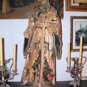 San Guillermo de Aquitania. Museo de la Esclavitud del Santísimo Cristo de La Laguna. La Laguna (Tenerife)