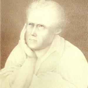 Retrato de Juan de Miranda.|Grisalla y aguatinta. 16x11 cm. Museo Municipal de Bellas Artes. Santa Cruz de Tenerife