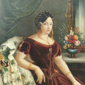 Rafaela Jacobina Llarena y Casabuena.|Propiedad particular. La Orotava. Tenerife