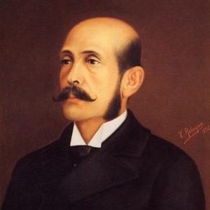 D. Francisco Hernández de Bèthencourt.|1895. Colección particular. Santa Cruz de Tenerife