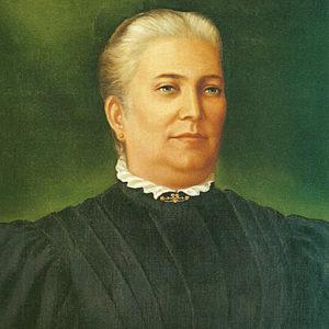 Doña Rosa Balaguer.|1896. Óleo sobre lienzo. 53x42 cm. Colección particular. Santa Cruz de Tenerife