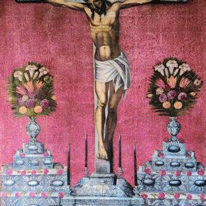 Cristo de La Laguna. Iglesia de Nuestra Señora de Guadalupe (Lanzarote)