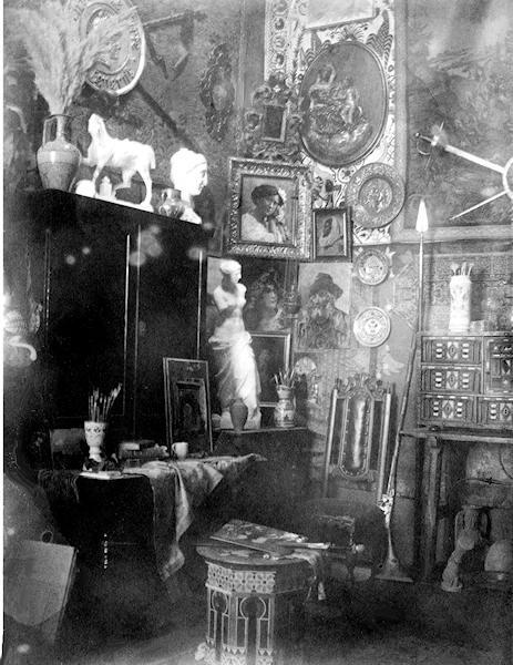 El Atelier de Poggi