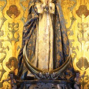 Ntra. Sra. de la Concepción, h. 1820. Iglesia de Ntra. Sra. de la Concepción. Santa Cruz de Tenerife
