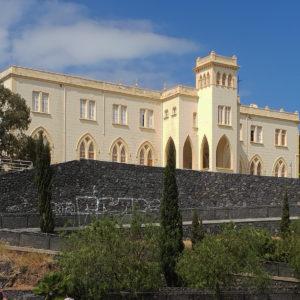 Colegio y monasterio de la Asunción. Rambla de las Asuncionistas / S. Sebastián. Santa Cruz de Tenerife. 1905