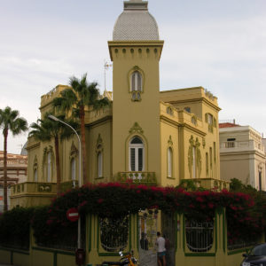 Casa Quintero. Jesús y María / Viera y Clavijo. Santa Cruz de Tenerife. 1905