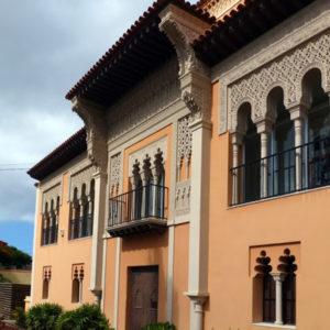 Palacete Cobiella. Cuesta de Piedra /Francisco Aguilar. Santa Cruz de Tenerife. 1907