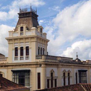 Palacete Rodríguez de Azero. Nava y Grimón / San Agustín. La Laguna. 1915