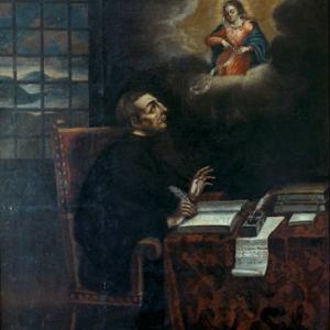 Joseģ de Anchieta. Cabildo de Tenerife