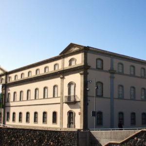 Hospital de los Desamparados. San Sebastián. Santa Cruz de Tenerife, 1863 (Foto: F. García Barba)