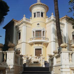 Villa Petra.  Rambla de Santa Cruz/Ramos Serrano. Santa Cruz de Tenerife, 1922 (Foto: F. García Barba)