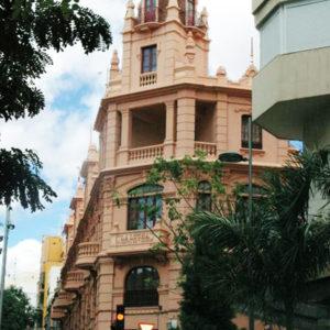 Fábrica de Tabacos La Lucha. Suárez Guerra/El Pilar. Santa Cruz de Tenerife, 1924 (Foto: Gema Medina)