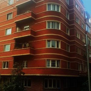 Edificio Alday. José Murphy/San José. Santa Cruz de Tenerife, 1953 (Foto: F. García Barba)