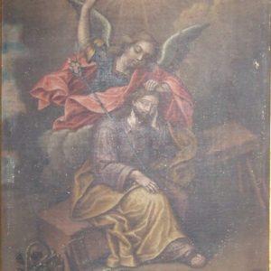 SuenÞo de san Joseì. Monasterio de Santa Catalina de Siena. La Laguna (Tenerife)