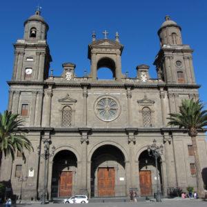 Catedral de Santa Ana. Obispo Codina / Felipe Massieu. Las Palmas de Gran Canaria.