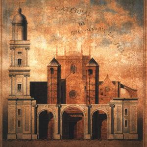 Diseño para la fachada de la Catedral de Santa Ana. Las Palmas de Gran Canaria, 1854Diseño para la fachada de la Catedral de Santa Ana. Las Palmas de Gran Canaria, 1854