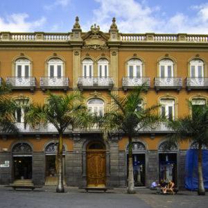 Edificio Elder Dempster. Robayna / Castillo. Santa Cruz de Tenerife, 1903. (Foto: Efraín Pintos)